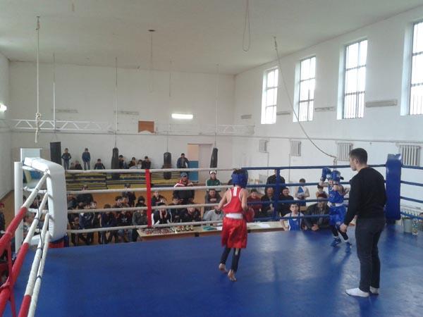 Районные соревнования по боксу, приуроченные ко Дню победы  в ВОВ.