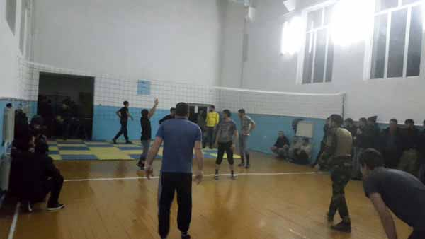 Декада спорта и здоровья в период новогодних праздников в Веденском районе.