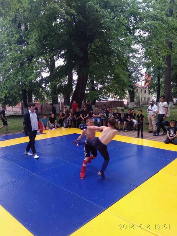 Районный турнир по грэпплингу, приуроченный ко Дню победы в ВОВ